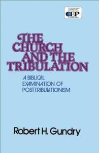 gundry church tribulation
