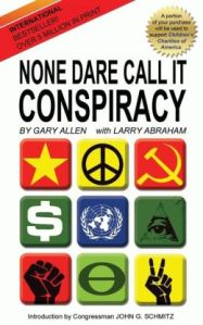 none dare call conspiracy